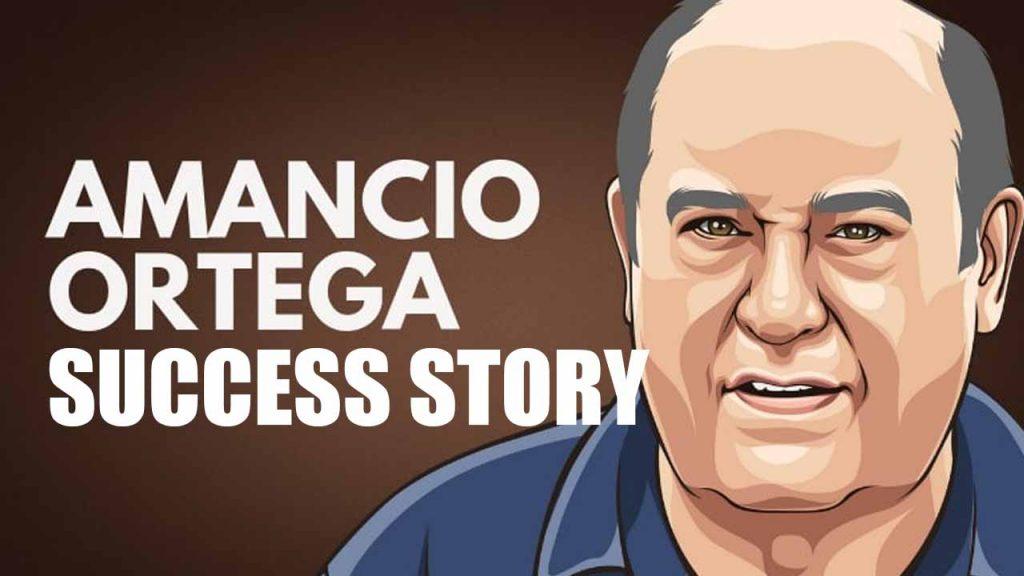Amancio Ortega Biography