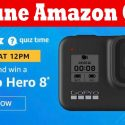 amazon gopro hero 8 quiz answers today