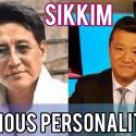 Famous Personalities Of Sikkim In Hindi